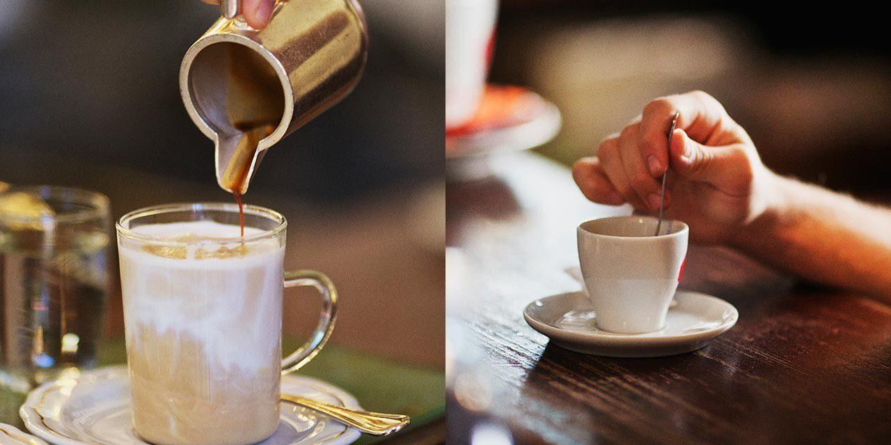 Как приготовить кофе капучино. Рецепты кофе
